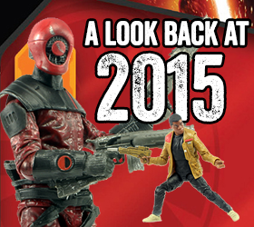 Collecting Star Wars Action Figures In 2015 - A Year In Review