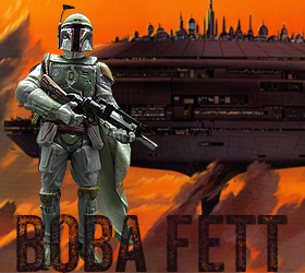 Boba Fett Action Figures