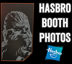 Hasbro Booth Star Wars Celebration Anaheim 2015