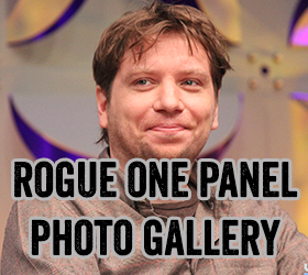 Rogue One Panel Star Wars Celebration Anaheim 2015
