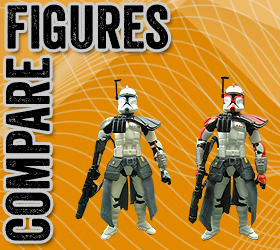 Compare Star Wars Figures