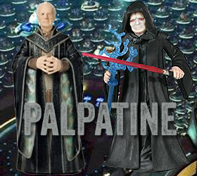 Palpatine Action Figures