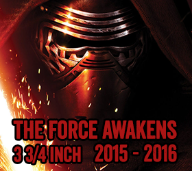 Star Wars The Force Awakens 2015 - 2016 Toys